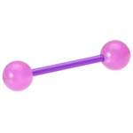 Glow In The Dark Barbell Flexible image