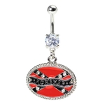 Forever Rebel Belly Ring image