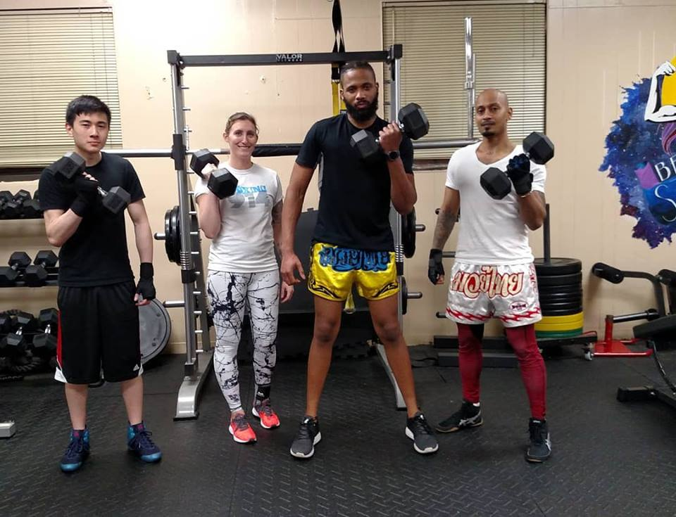 Belmars Weight Training