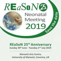 Reason 2019 25th anniversary reason neonatal meeting