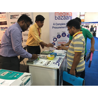 Belmont on display at india s medicall chennai expo