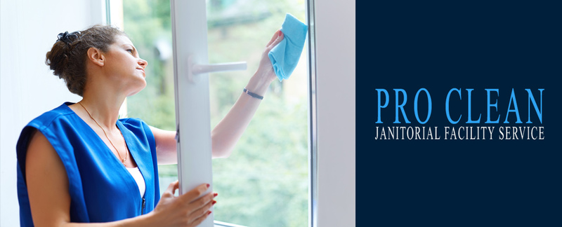 Pro Clean Janitorial Facility Service Performs Commercial Cleaning – Pro Clean Building Maintenance