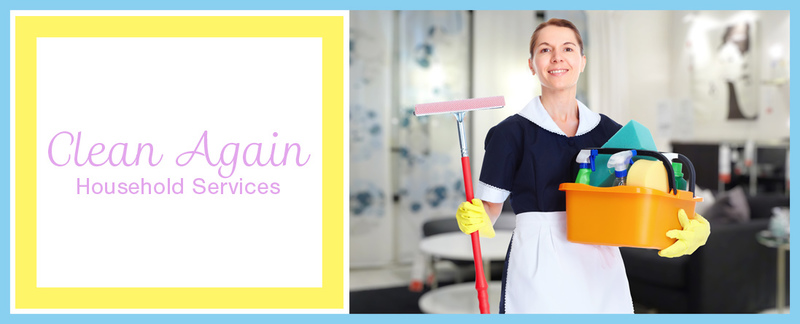 Clean Again Household Services provides cleaning services in Las ...
