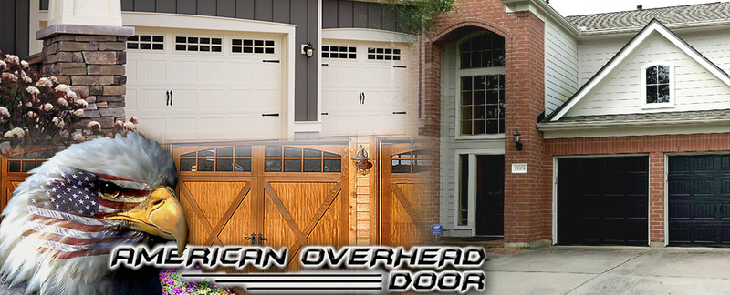 ... New Garage Door