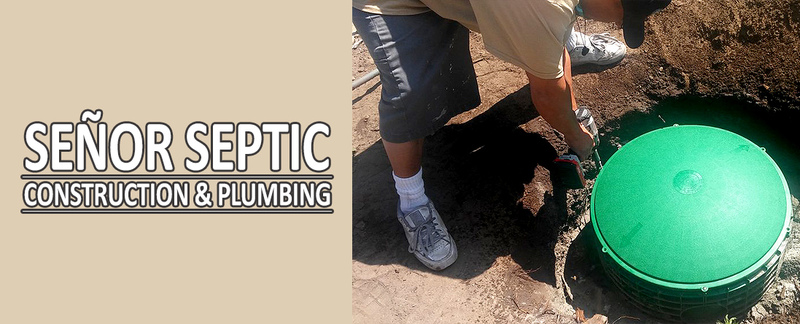 Señor Septic Performs Septic Tank Installation in Ontario, CA
