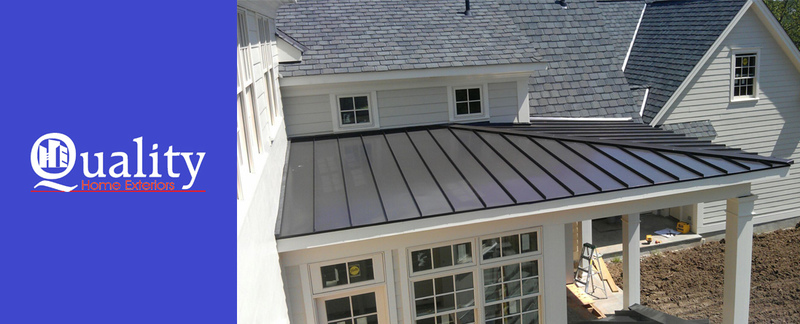 Quality Home Exteriors Offers Metal Roofing Services In Ewing - Quality home exteriors