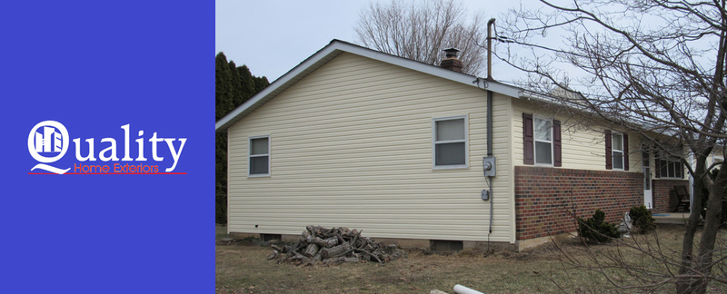 Quality Home Exteriors offers Siding in Ewing Township, NJ