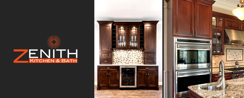 Zenith Kitchen and Bath Features Cabinet Showroom Services in ...