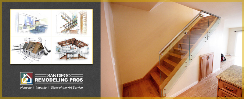 ... We Have The Eye For Design To Produce Your Dream Staircase. For More  Information, Please Contact Us At San Diego Remodeling Pros Today.