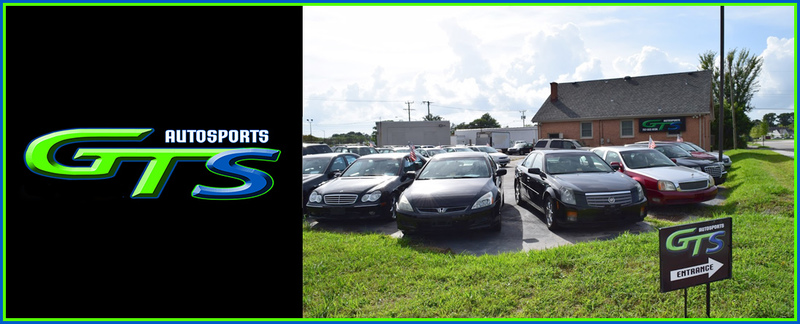 GTS Auto Sports  is an Auto Sales Service in Virginia Beach, VA