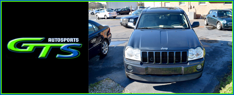 GTS Auto Sports  Provides Used SUV Services in Virginia Beach, VA