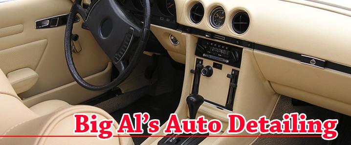 Big Als Auto Detailing