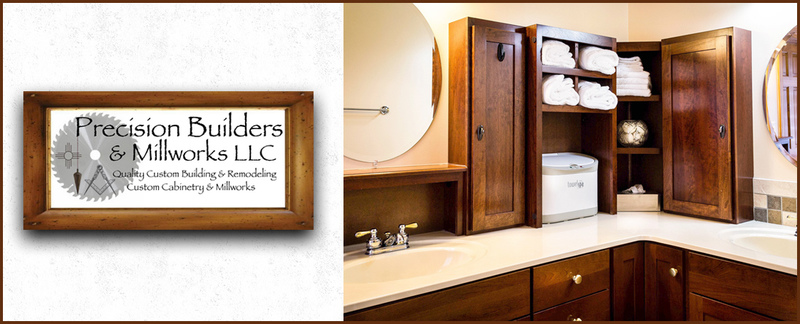 To take advantage of our custom cabinetry services, please give Precision  Builders u0026 Millworks LLC a call today.