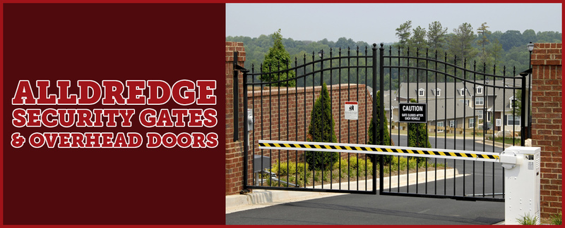 If Youu0027d Like To Take Advantage Of All Of Our Services, Please Contact  Alldredge Security Gates U0026 Overhead Doors Today.