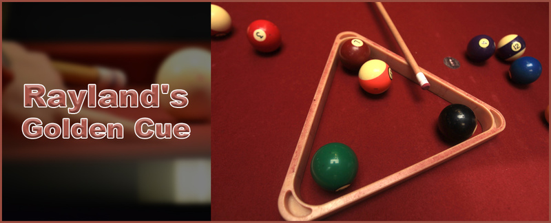 Rayland S Golden Cue Offer Pool Table Supplies In Odessa Tx
