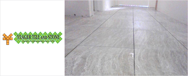 Yeager Tile And Stone Installs Floor Tile In Elk Grove Ca