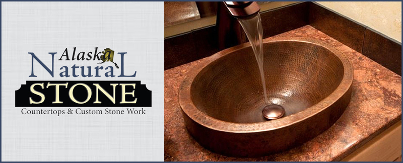 Ak Natural Stone Craft Provides Sinks In Anchorage Ak