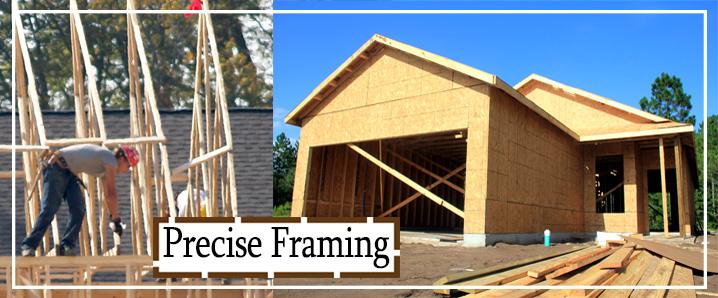 give us a call and discover the benefit of working with a framing contractor you can trust today