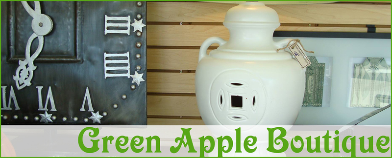 If You Are Are Interested In Browsing Our Wide Selection Of Home Decor Please Call Or Stop By Green Apple Boutique Today