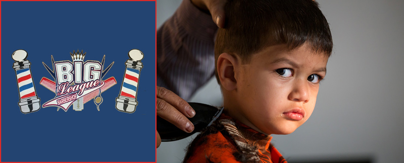 Big League Barbershop Provides Kids Hair Cuts In San Antonio Tx