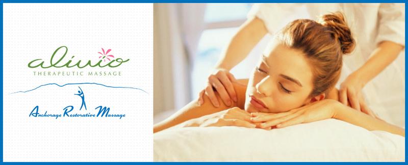 Deep Tissue Massage in Anchorage, AK