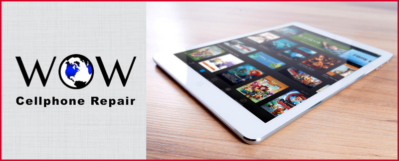 WOW Cellphone Repair Offers Tablet Repair Services in Silver Spring, MD