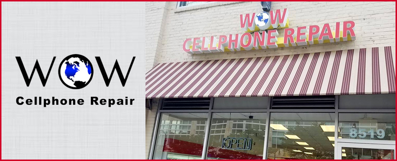 WOW Cellphone Repair Offers Cell Phone Repair Services in Silver Spring, MD