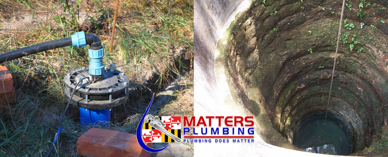 Matters Plumbing Offers Well Services in Lusby, MD