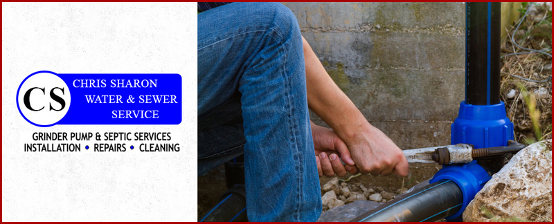 Chris Sharon Water and Sewer Service Provides Plumbing Repair in Richmond, KY