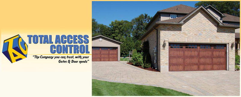 Total Access Control U0026 Overhead Doors Is A Garage Doors Installation Company  In Houston, TX
