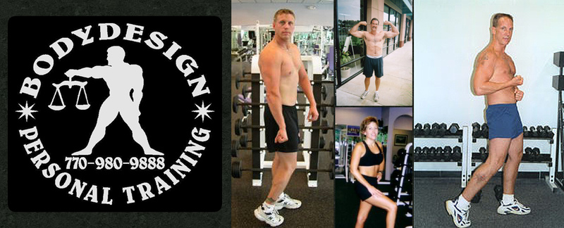 Body Design Personal Training offers Health and Fitness Coaching in Marietta, GA