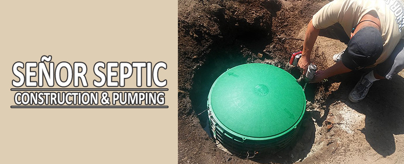 Señor Septic is a Septic Service Company in Ontario, CA