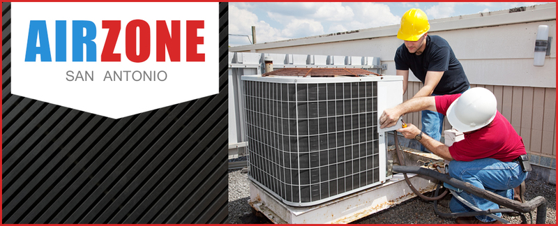 Air Zone	San Antonio  Offers HVAC Repairs in San Antonio, TX