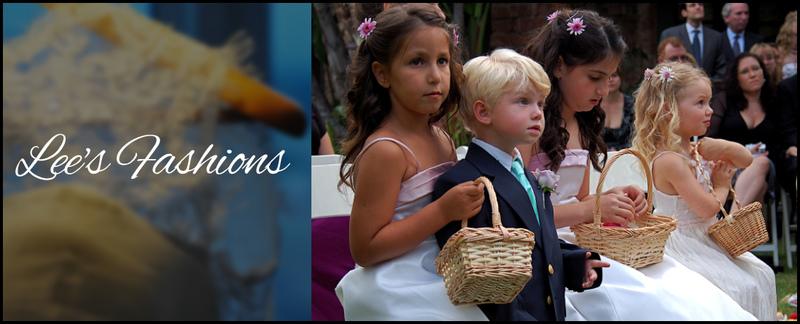 Lee's Fashions Provides Children's Formal Wear in Chesapeake,VA