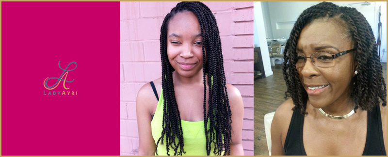Lady Ayri Natural Hair Care Offers Locs in Houston, TX