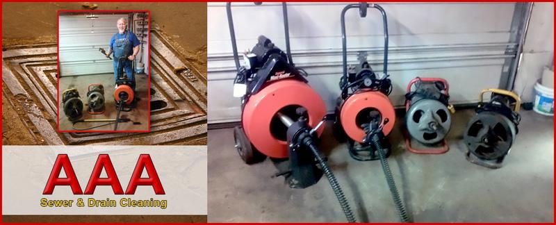 AAA Sewer & Drain Cleaning is a plumbing company in Winamac, IN