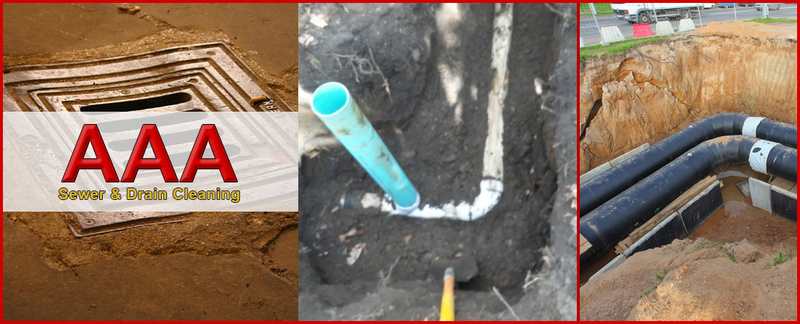 AAA Sewer & Drain Cleaning offers Sewer Lines & Drains in Winamac, IN
