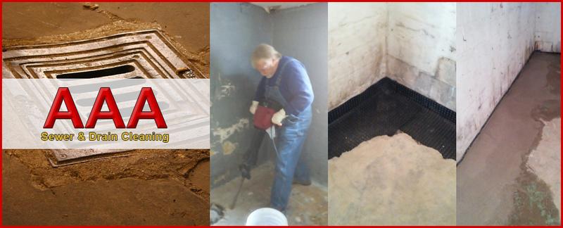 AAA Sewer & Drain Cleaning Offers Basement Waterproofing in Winamac, IN