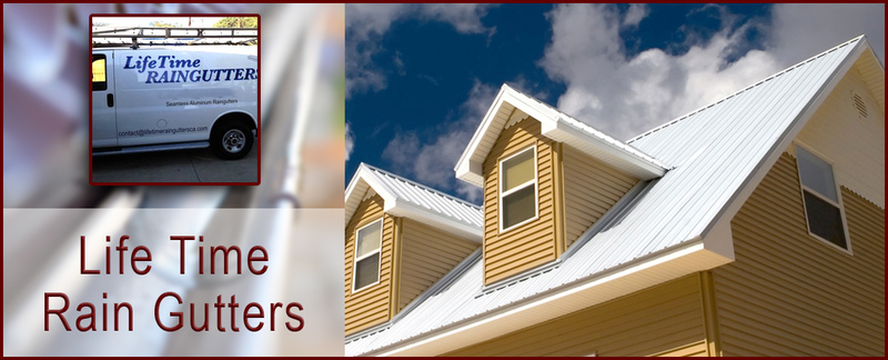 Life Time Rain Gutters Provides Residential Gutters Services in Rancho Cucamonga,CA
