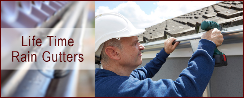 Life Time Rain Gutters Provides Rain Gutter Installation and Repair in Rancho Cucamonga,CA