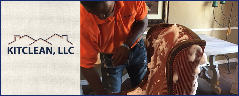 KitClean, LLC Provides Upholstery Cleaning in Altus, OK