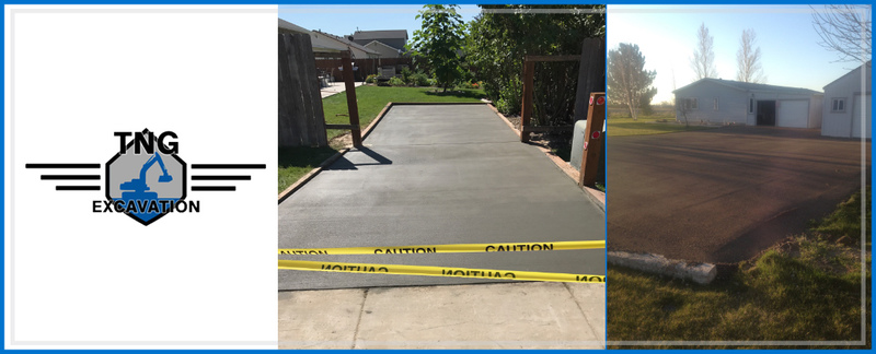 TNG Excavation offers Driveway Services in Emmett, ID