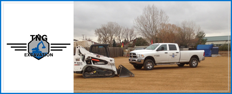 TNG Excavation offers Grading & Leveling Services in Emmett, ID