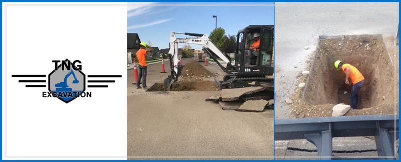 TNG Excavation offers Excavation in Emmett, ID