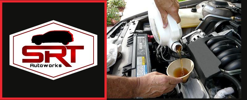 SRT Autoworks (Surprise Racing Technology) Offers Oil Changes Services in Surprise, AZ