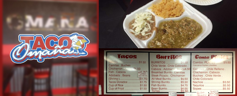 Tacos Omanas offers Mexican dining in Covina, CA