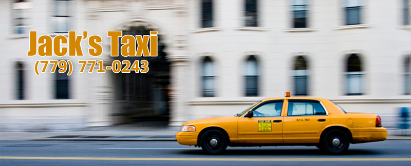 Jacks Taxi Offers Local Service in Rockford, IL