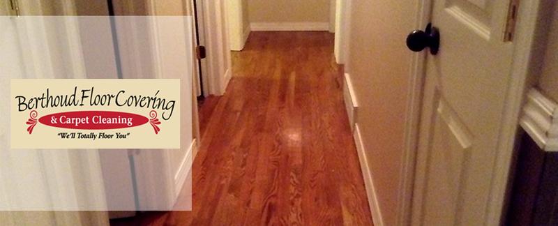 Berthoud Floor Covering & Carpet Cleaning Installs Hardwood in Berthoud, CO