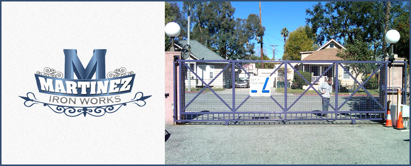 Martinez Iron Works Performs Fence Installation in Baldwin Park,CA