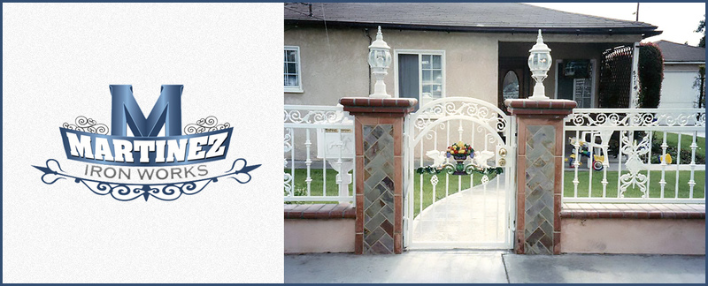 Martinez Iron Works Provides Gates and Security Gates in Baldwin Park,CA